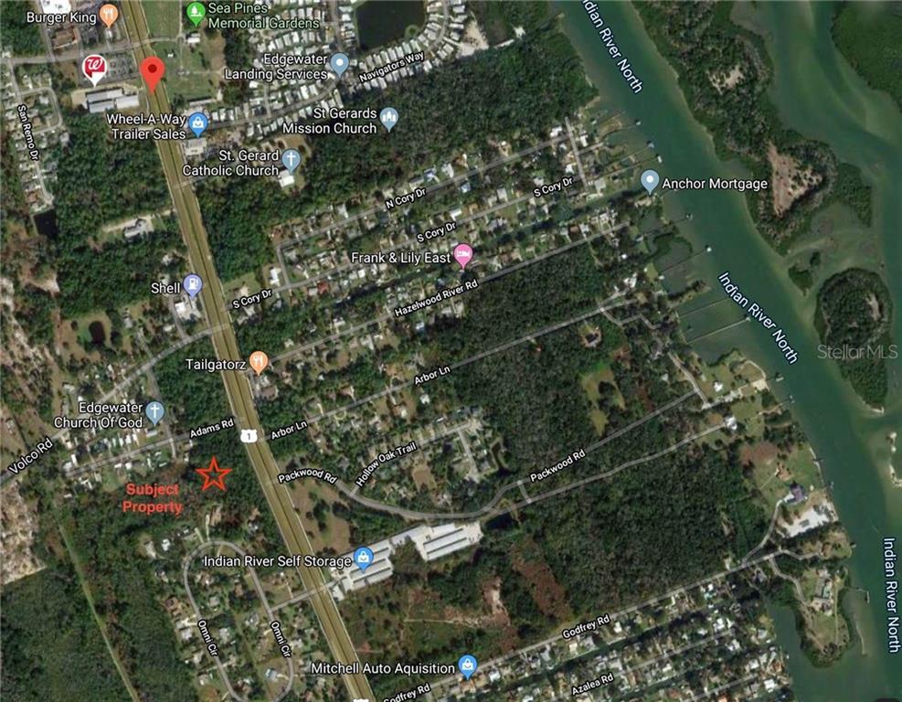 S RIDGEWOOD AVE Property Photo - EDGEWATER, FL real estate listing