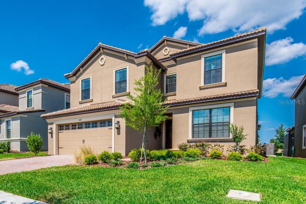 1409 ROLLING FAIRWAY DRIVE Property Photo - CHAMPIONS GATE, FL real estate listing