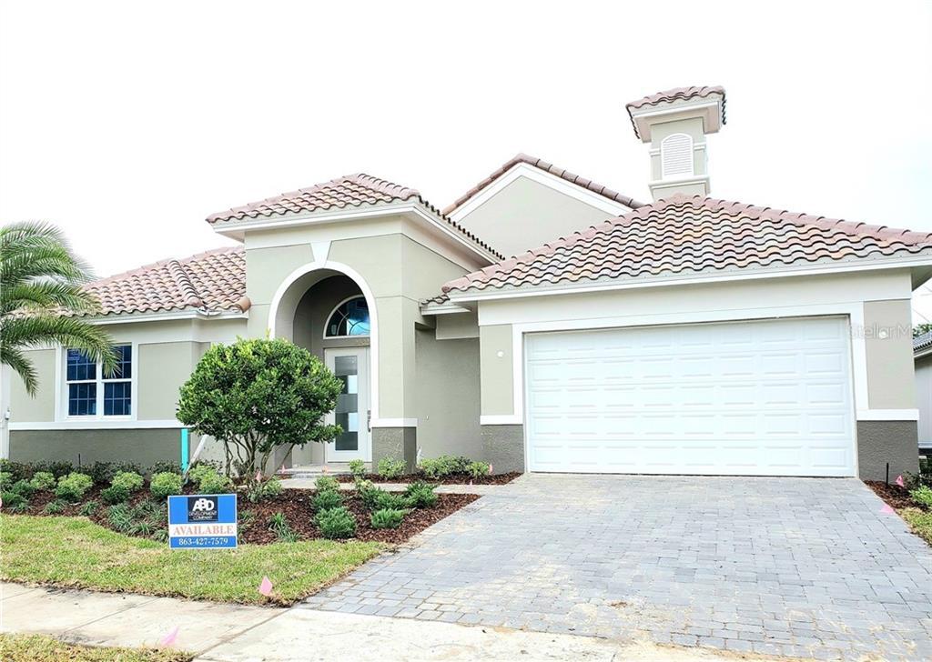 2640 LANCASTER RIDGE DR Property Photo - DAVENPORT, FL real estate listing