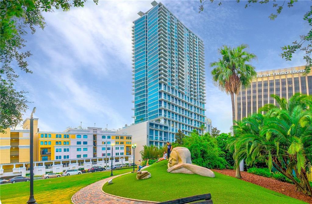 150 E ROBINSON STREET #PH3506 Property Photo - ORLANDO, FL real estate listing