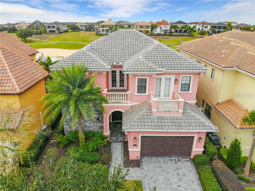 531 MUIRFIELD LOOP Property Photo - REUNION, FL real estate listing