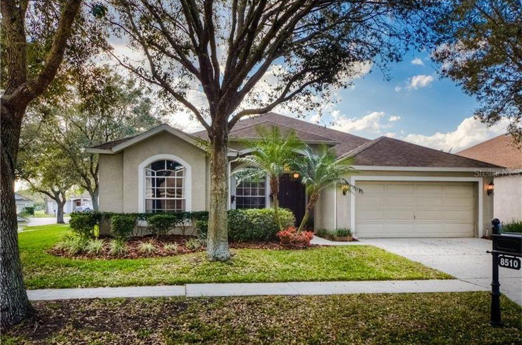 8510 KINGS RAIL WAY Property Photo - TAMPA, FL real estate listing