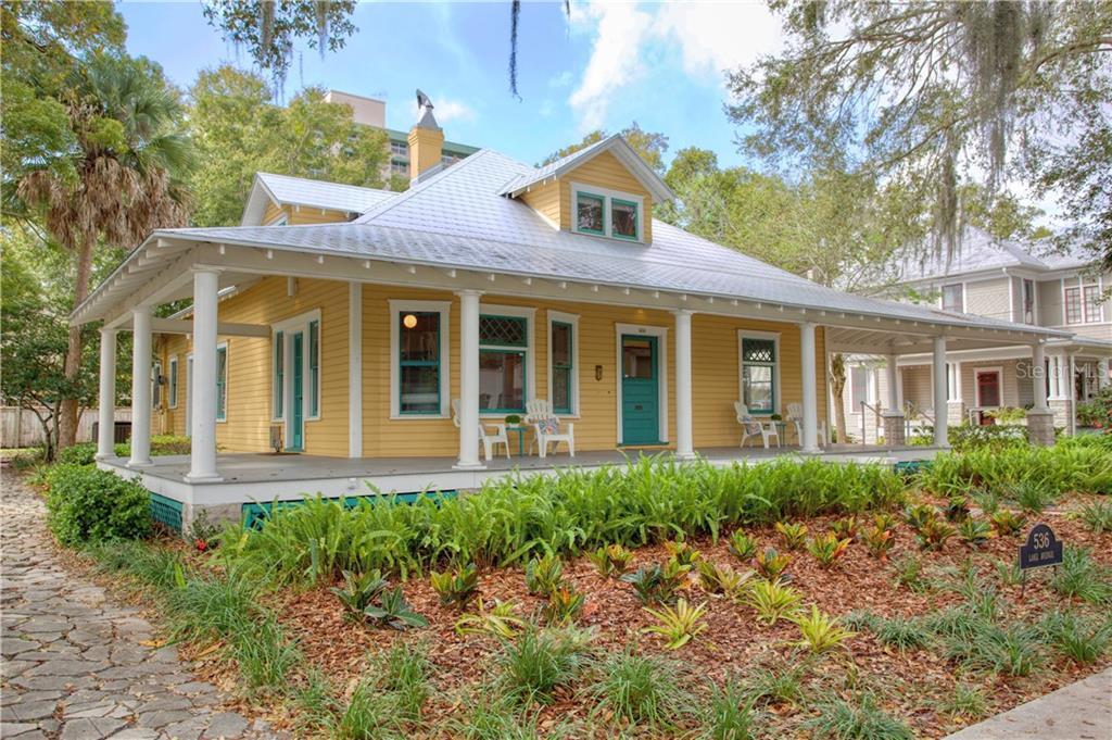 536 LAKE AVENUE Property Photo - ORLANDO, FL real estate listing