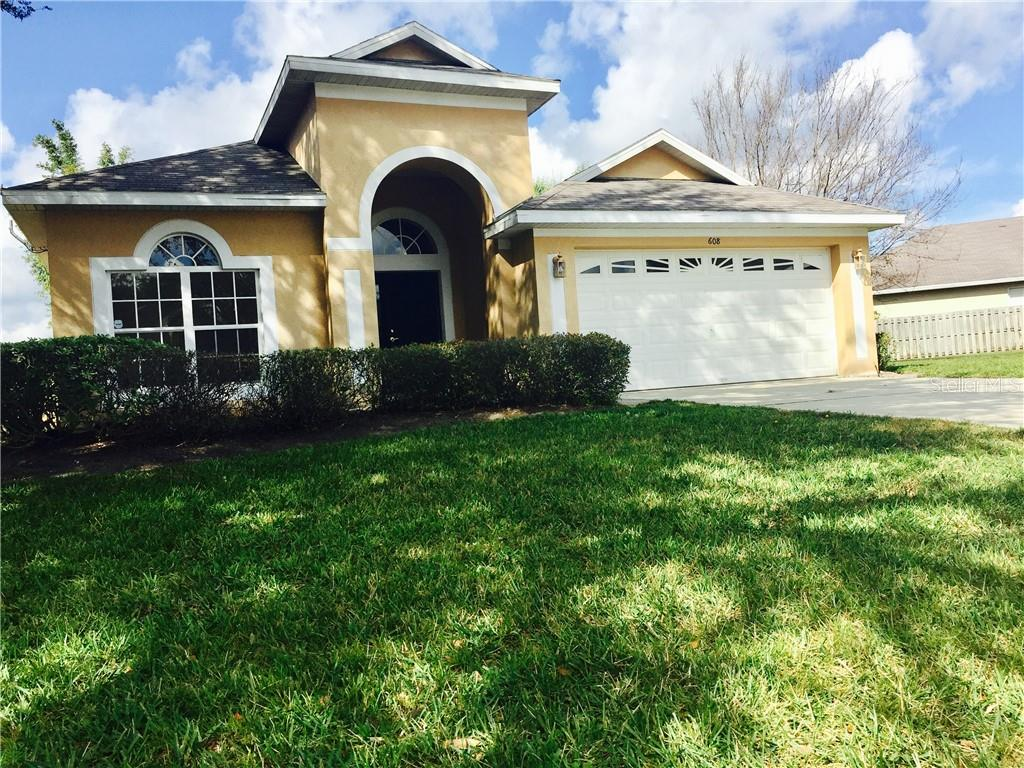 608 ASHWELL COURT Property Photo - DEBARY, FL real estate listing