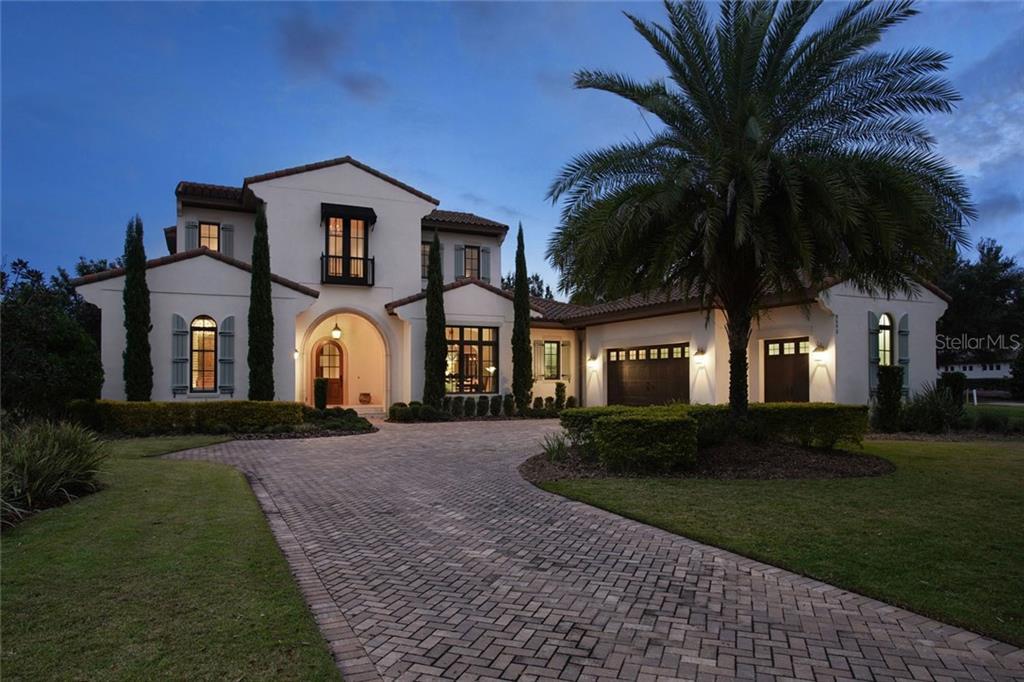 8593 LAKE NONA SHORE DRIVE Property Photo - ORLANDO, FL real estate listing