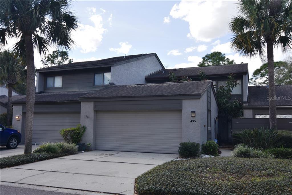 495 MEADOWOOD BOULEVARD Property Photo - FERN PARK, FL real estate listing
