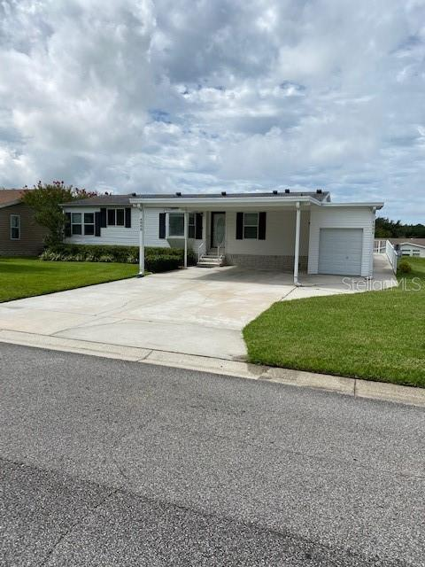 4008 GREENBLUFF ROAD #833 Property Photo - ZELLWOOD, FL real estate listing