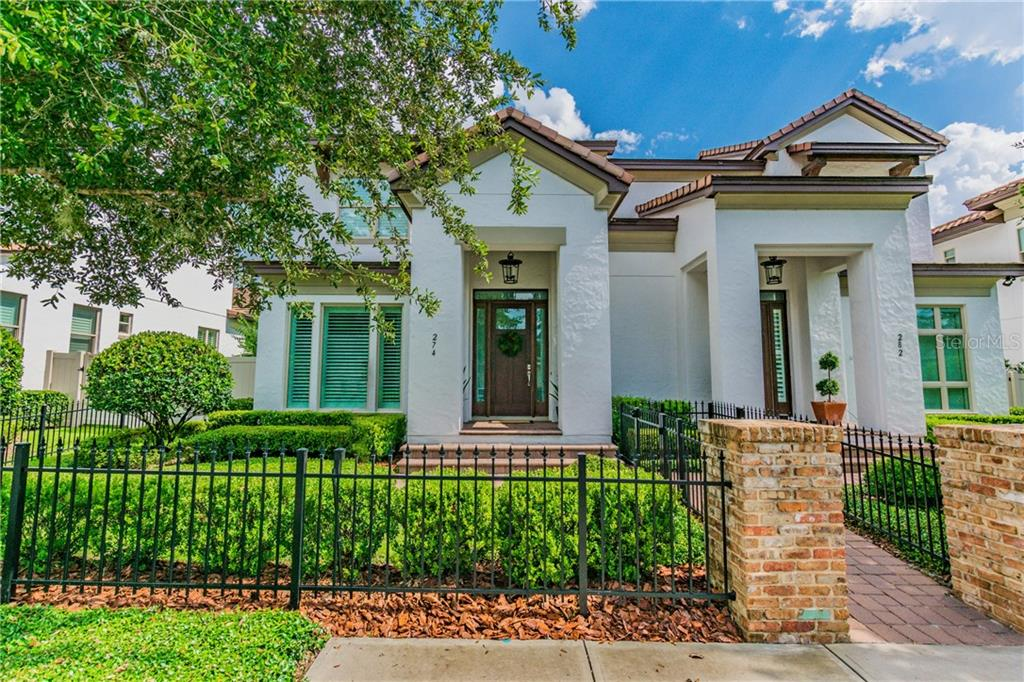 274 W LYMAN AVENUE Property Photo - WINTER PARK, FL real estate listing
