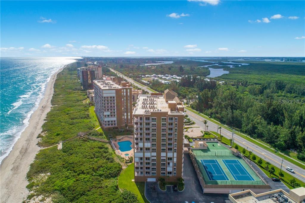 4160 N HIGHWAY A1A #703A Property Photo - HUTCHINSON ISLAND, FL real estate listing