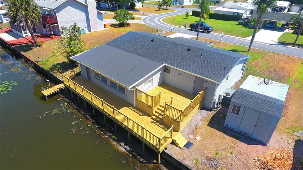 537 HORIZON DRIVE Property Photo - KENANSVILLE, FL real estate listing