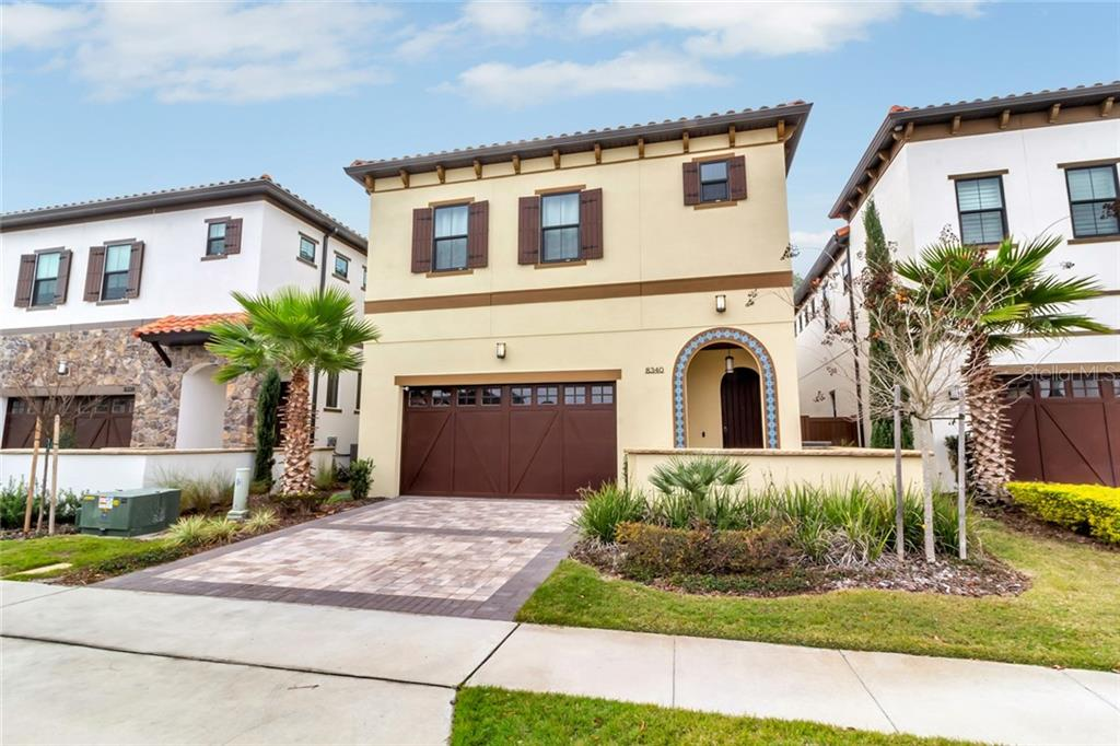 8340 VIA VITTORIA WAY Property Photo - ORLANDO, FL real estate listing