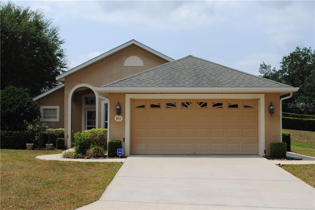 81 GOLFVIEW CIRCLE Property Photo - UMATILLA, FL real estate listing