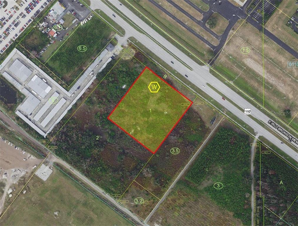 E IRLO BRONSON MEMORIAL HWY Property Photo - KISSIMMEE, FL real estate listing