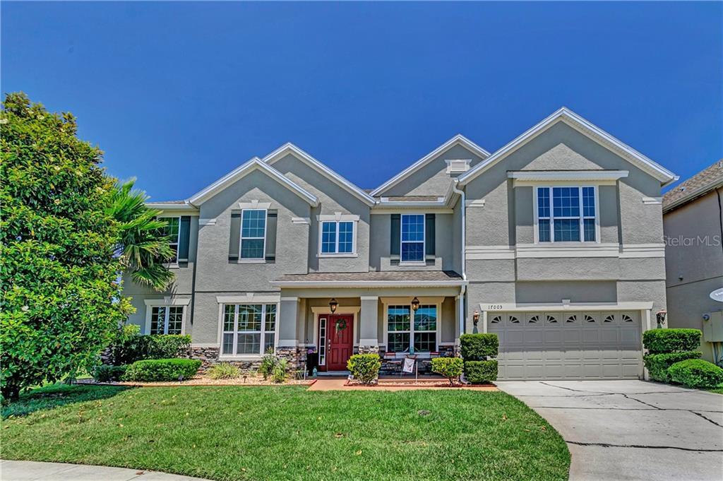 17005 SAVANNAH SPRINGS LANE Property Photo - ORLANDO, FL real estate listing