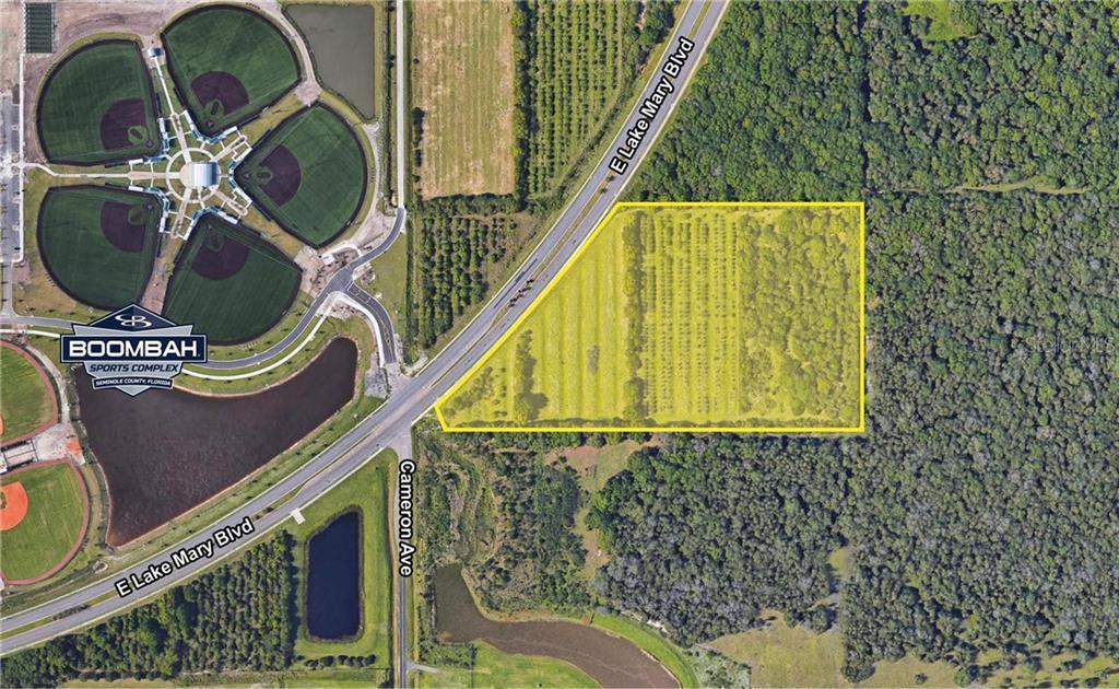 3475 E LAKE MARY BOULEVARD Property Photo - SANFORD, FL real estate listing