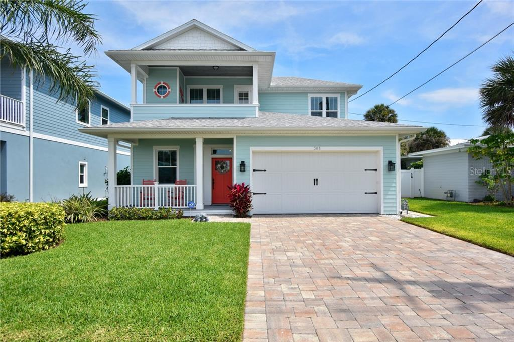 308 CONDICT DR Property Photo - NEW SMYRNA BEACH, FL real estate listing