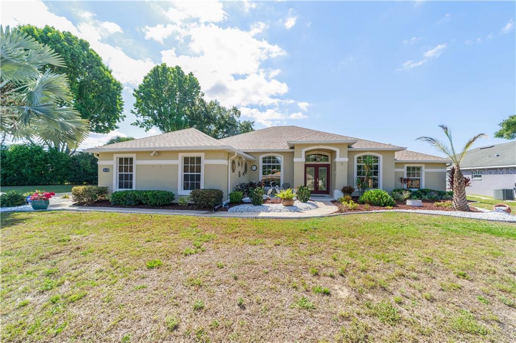 10130 ROCKDALE DRIVE Property Photo - LEESBURG, FL real estate listing
