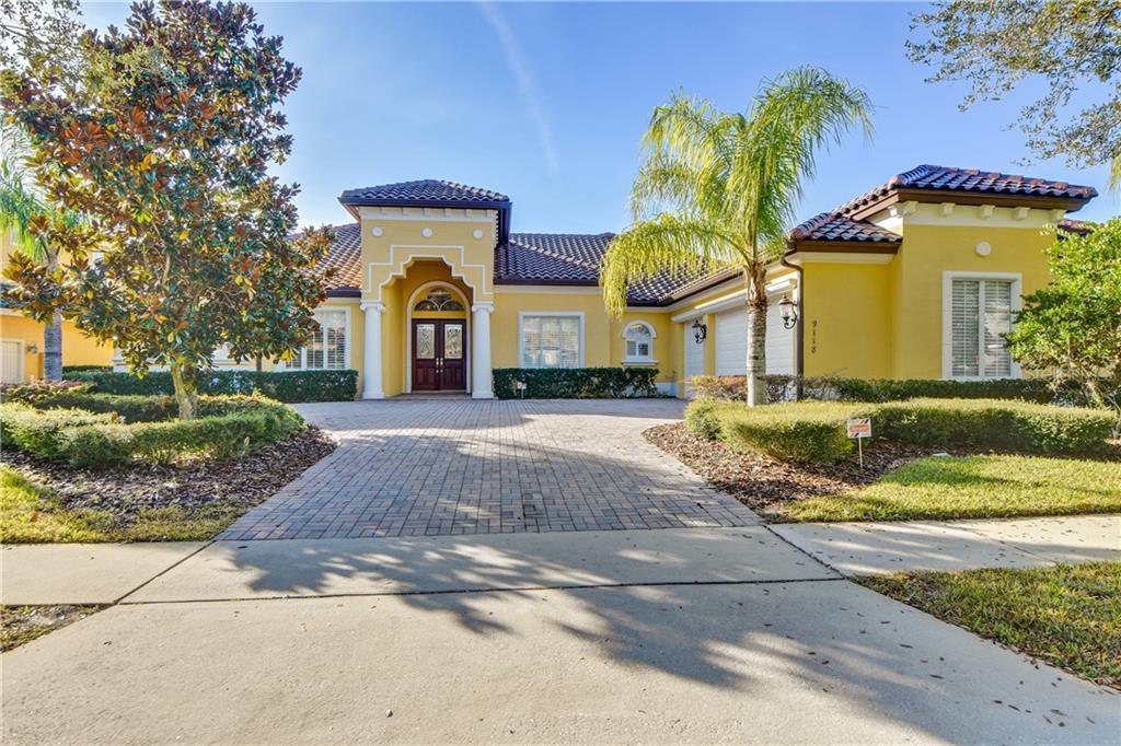 9118 PANZANI PLACE Property Photo - WINDERMERE, FL real estate listing