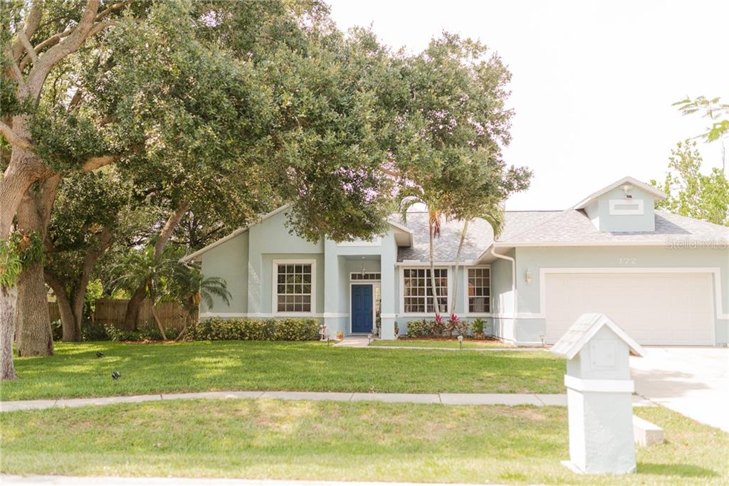 172 OAK GROVE LANE Property Photo - MERRITT ISLAND, FL real estate listing