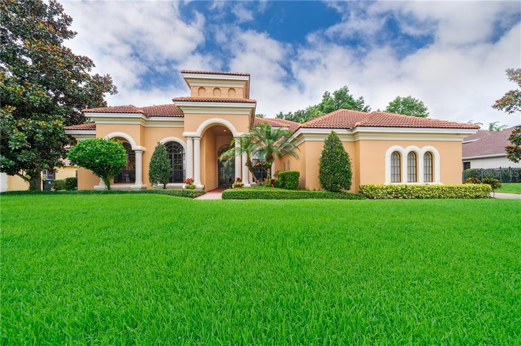 75 ELLINGTON PLACE Property Photo - OVIEDO, FL real estate listing