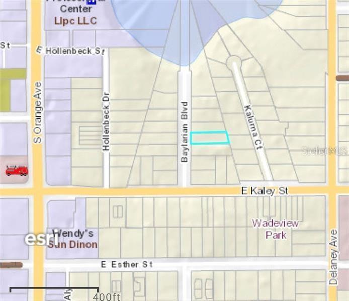 1833 BAYLARIAN BLVD Property Photo - ORLANDO, FL real estate listing