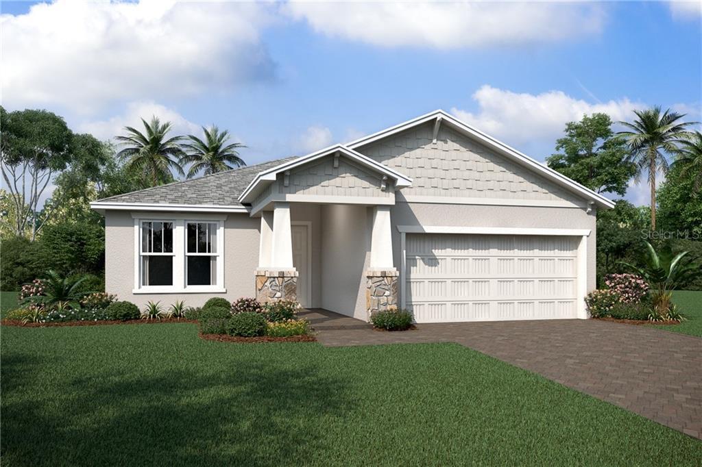 4013 Green Sabal Drive Property Photo 1