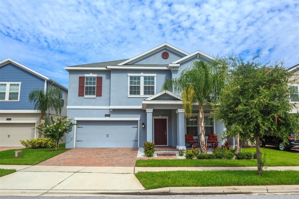 9856 MAGNOLIA WOODS BOULEVARD Property Photo - ORLANDO, FL real estate listing