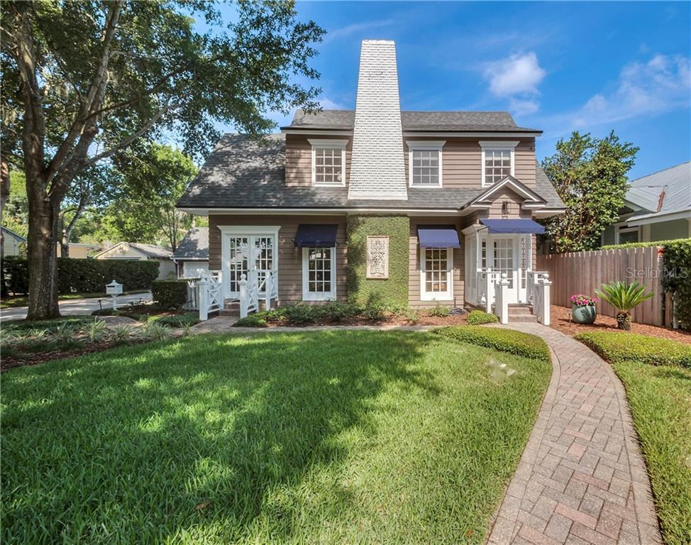 323 SYLVAN BLVD Property Photo - WINTER PARK, FL real estate listing