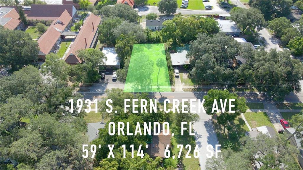 1931 S Fern Creek Avenue Property Photo
