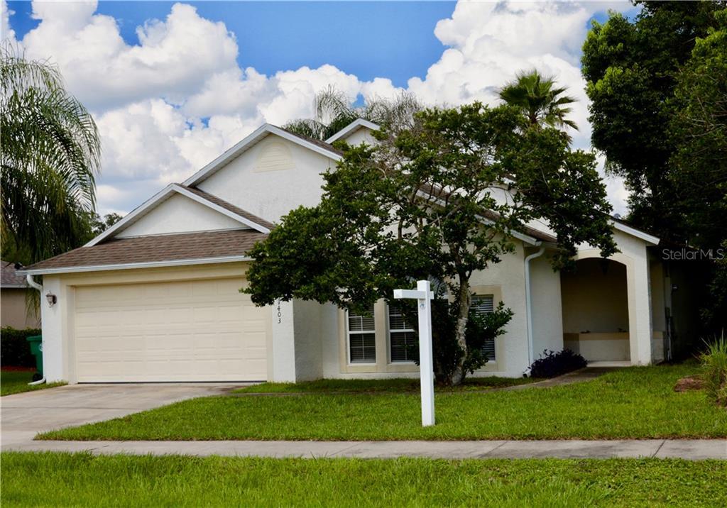 1403 ISLAND COVE DRIVE Property Photo - DELAND, FL real estate listing