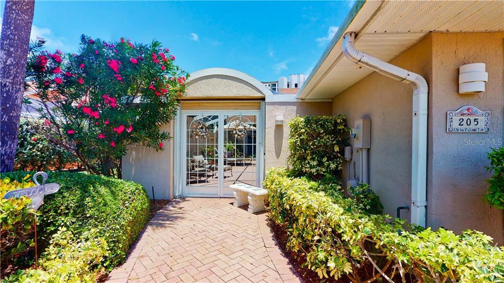 205 RIVER WALK #3 Property Photo - HUTCHINSON ISLAND, FL real estate listing