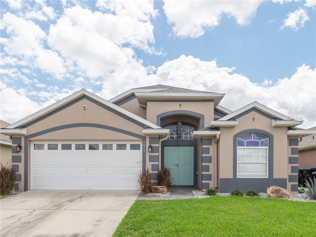 3415 BENSON PARK BLVD Property Photo - ORLANDO, FL real estate listing