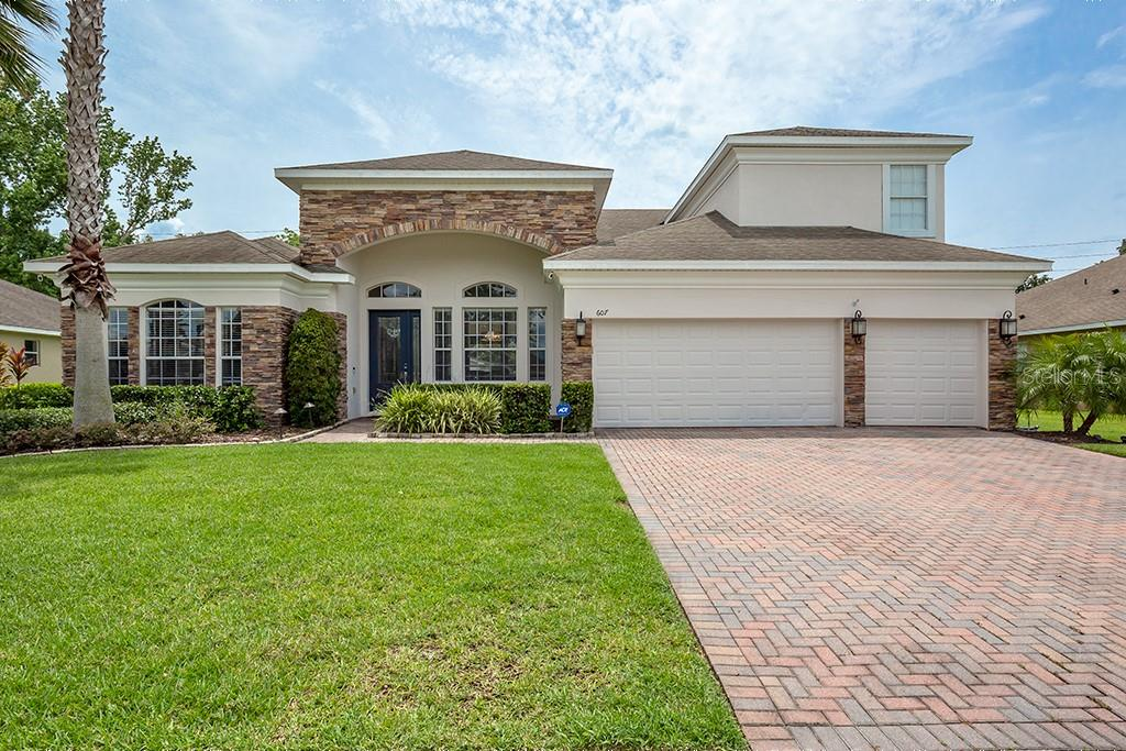 607 COURTLEA COVE AVE Property Photo - WINTER GARDEN, FL real estate listing