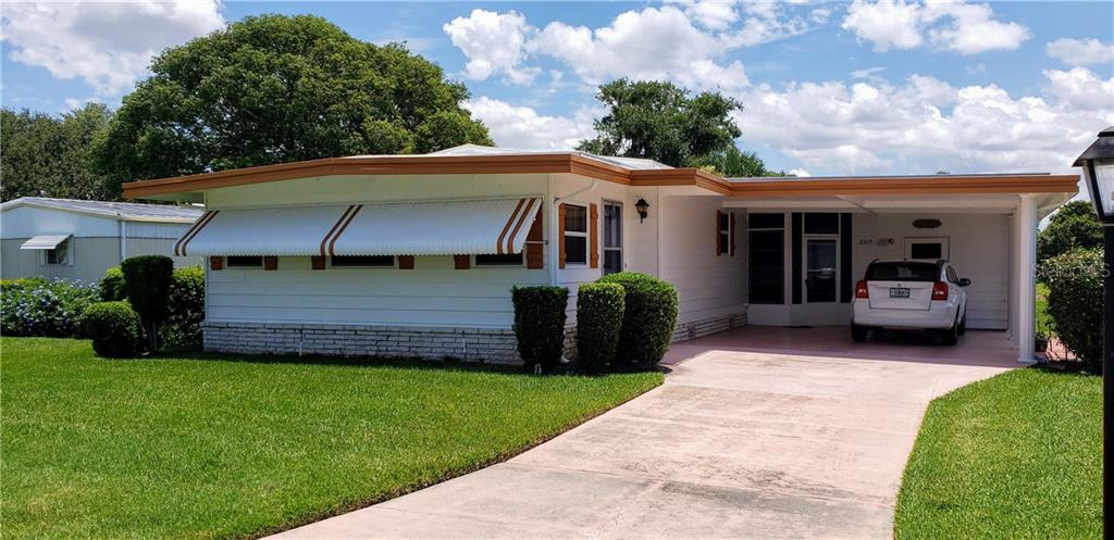 2117 OAK LN #MV Property Photo - ZELLWOOD, FL real estate listing