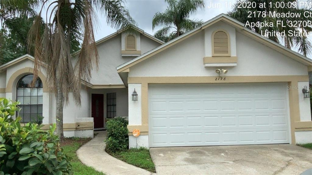 2178 MEADOW CT Property Photo - APOPKA, FL real estate listing