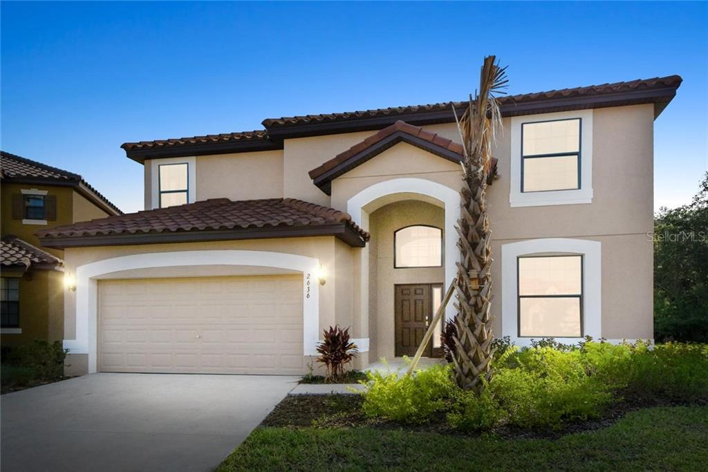 2636 TRANQUILITY WAY Property Photo - KISSIMMEE, FL real estate listing