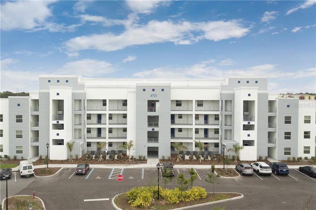 4721 CLOCK TOWER DRIVE #301 Property Photo - KISSIMMEE, FL real estate listing
