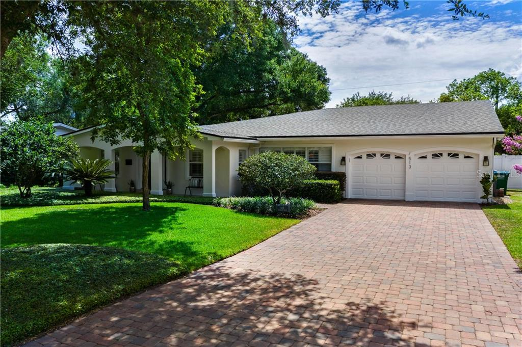 513 DUNBLANE DR Property Photo - WINTER PARK, FL real estate listing
