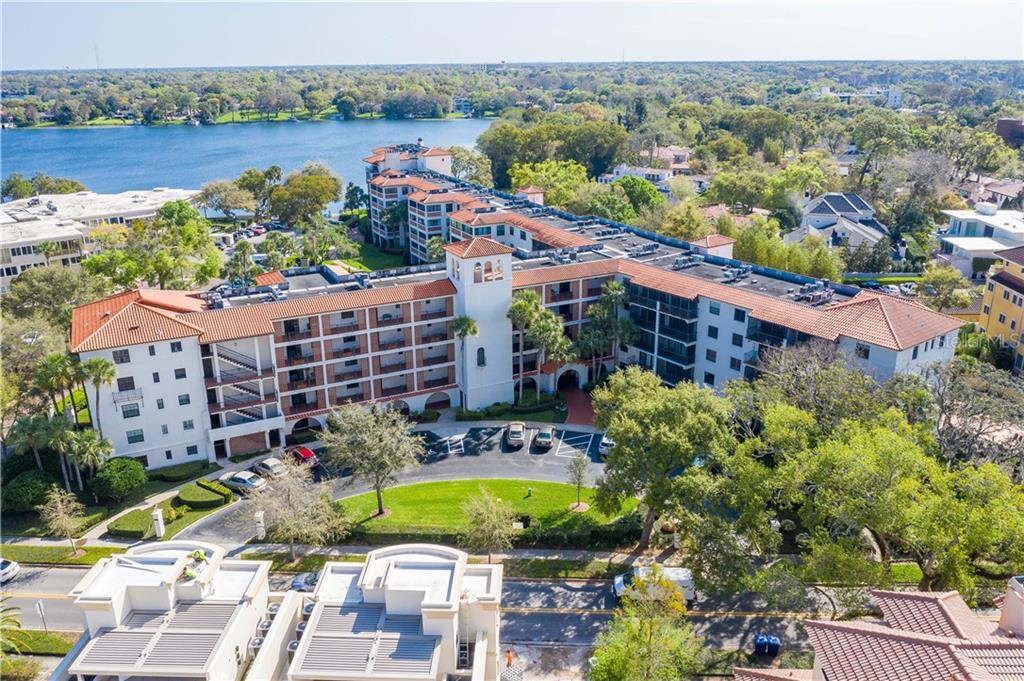 102 S INTERLACHEN AVENUE #509 Property Photo - WINTER PARK, FL real estate listing