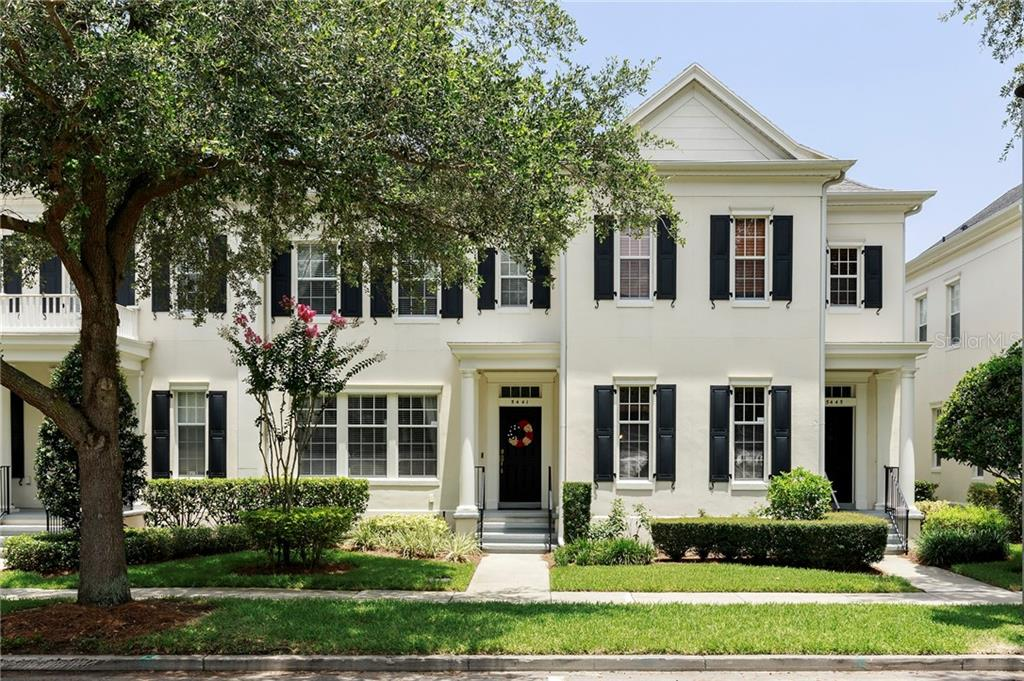 5441 BALDWIN PARK ST Property Photo - ORLANDO, FL real estate listing