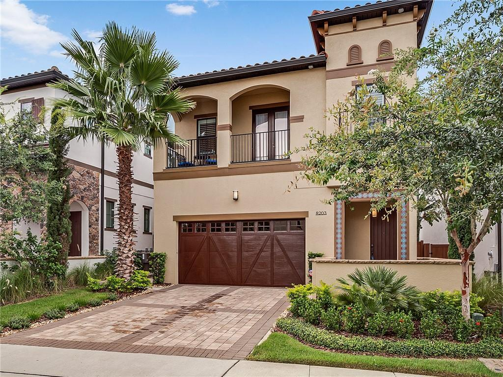 8203 VIA VITTORIA WAY Property Photo - ORLANDO, FL real estate listing