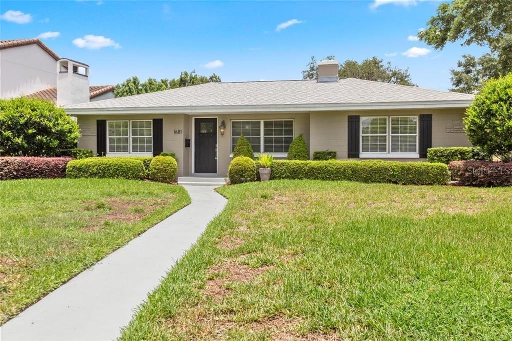 1681 WOODLAND AVE Property Photo - WINTER PARK, FL real estate listing