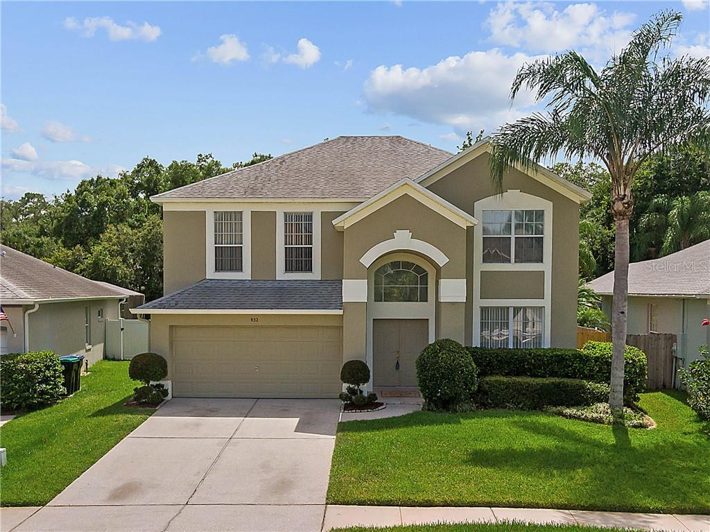 832 JADE FOREST AVE Property Photo - ORLANDO, FL real estate listing