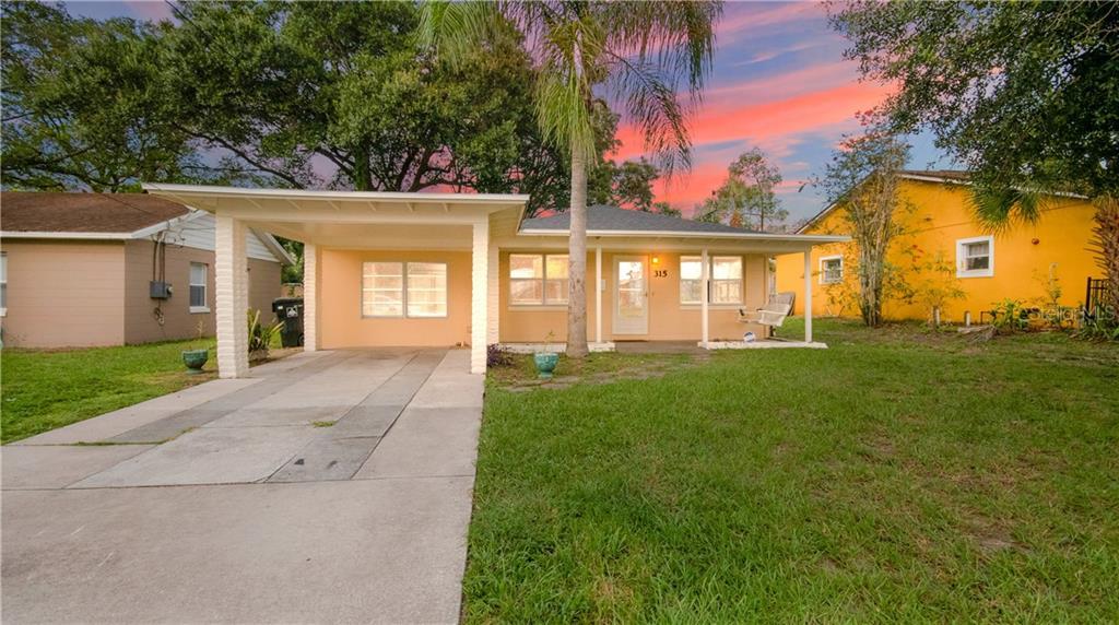 315 S LAKEWOOD DR Property Photo - ORLANDO, FL real estate listing