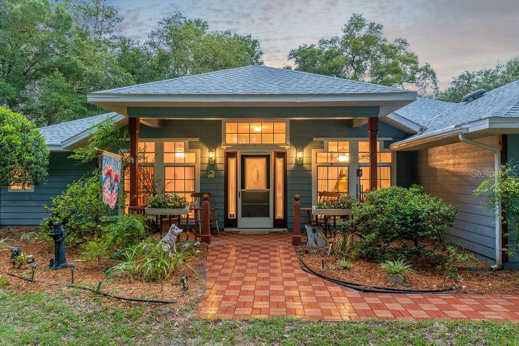 3650 WOODBRIDGE RD Property Photo - DELAND, FL real estate listing