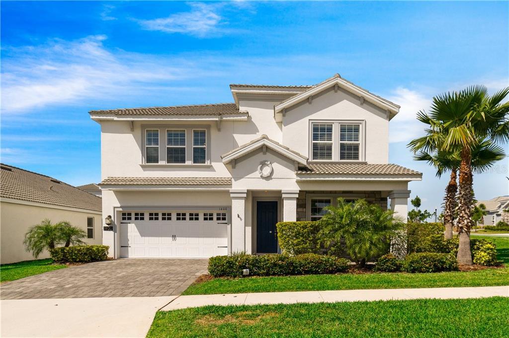 1400 CLUBMAN DRIVE Property Photo - CHAMPIONS GATE, FL real estate listing