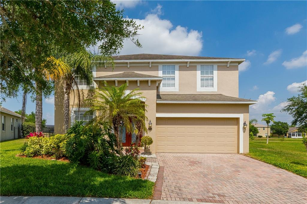 12741 BOGGY POINTE DRIVE Property Photo - ORLANDO, FL real estate listing
