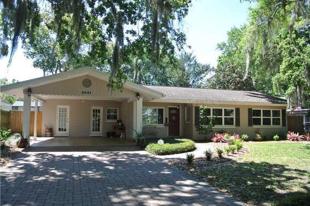 2031 TEMPLE DRIVE Property Photo - WINTER PARK, FL real estate listing