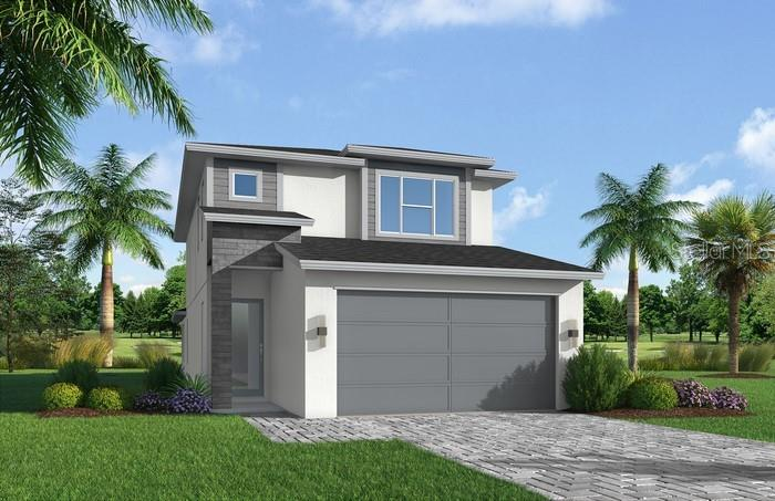 7542 EXCITEMENT DRIVE Property Photo - REUNION, FL real estate listing