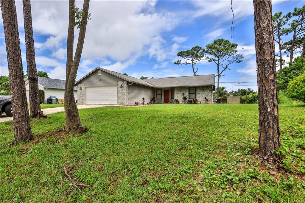 2621 TRAVELERS PALM DRIVE Property Photo - EDGEWATER, FL real estate listing